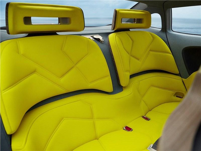 Citroen CXperience Concept 2016 задний диван