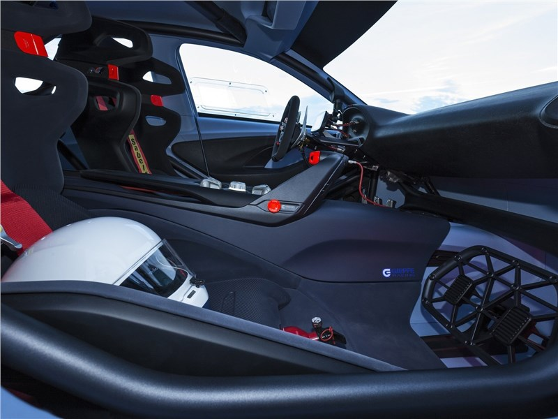 Hyundai RN30 Concept 2016 передние кресла