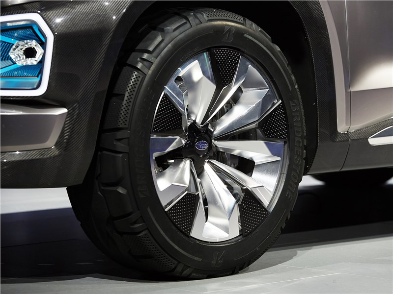 Subaru VIZIV-7 SUV Concept 2016 колесо