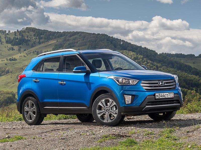Полный привод для Hyundai Creta 1,6