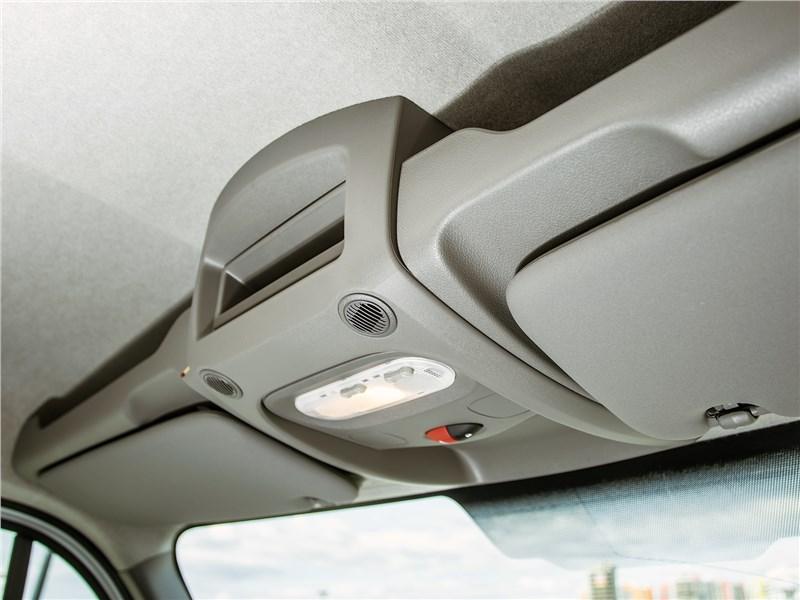 Renault Master 2014 потолочная панель