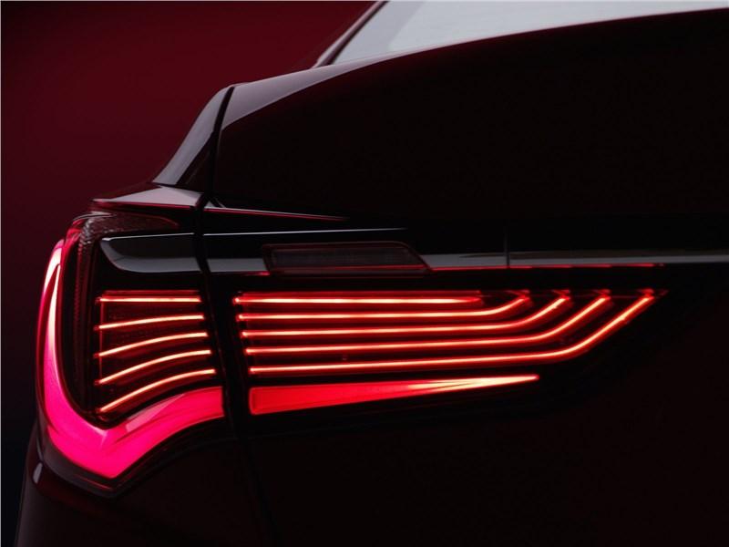 Acura RLX 2018 задний фонарь