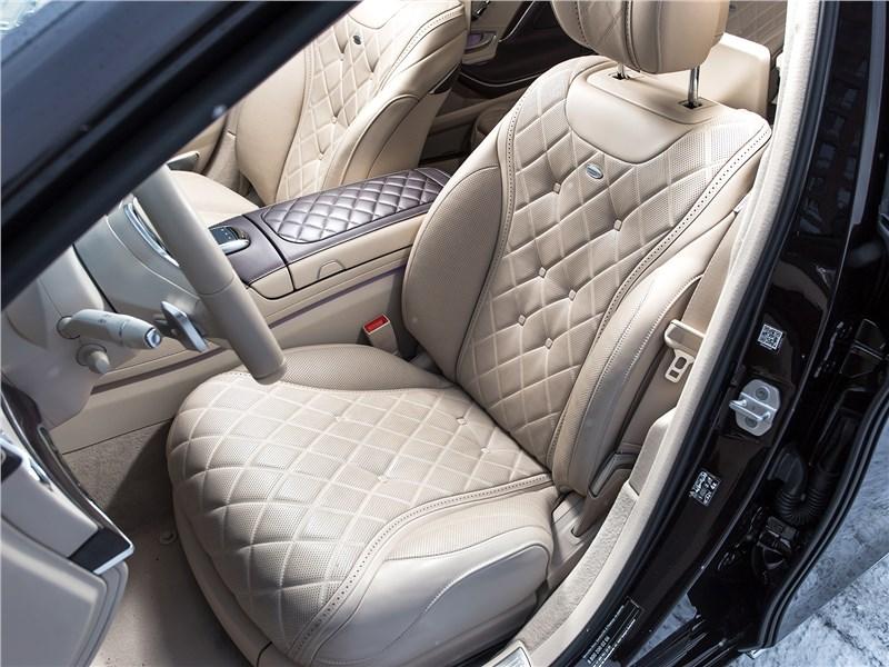 Mercedes-Maybach S 450 4Matic 2018 передние кресла