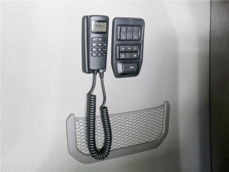 Scania S 500 2016 телефон