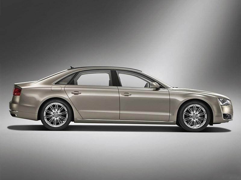 Итальянцы превратят флагманский седан Audi в универсал