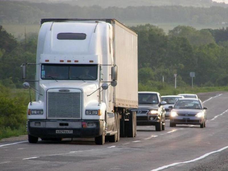 Некоторые из крупных федеральных трасс будут закрыты для въезда грузовиков в жаркие дни
