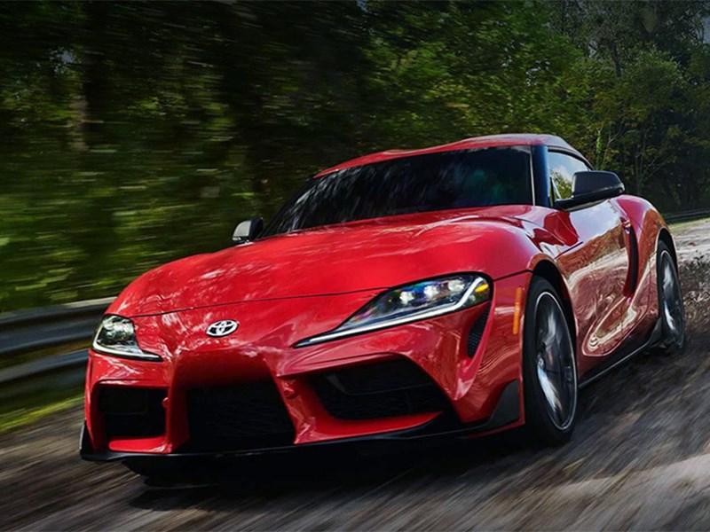 Toyota Supra стала дерзкой