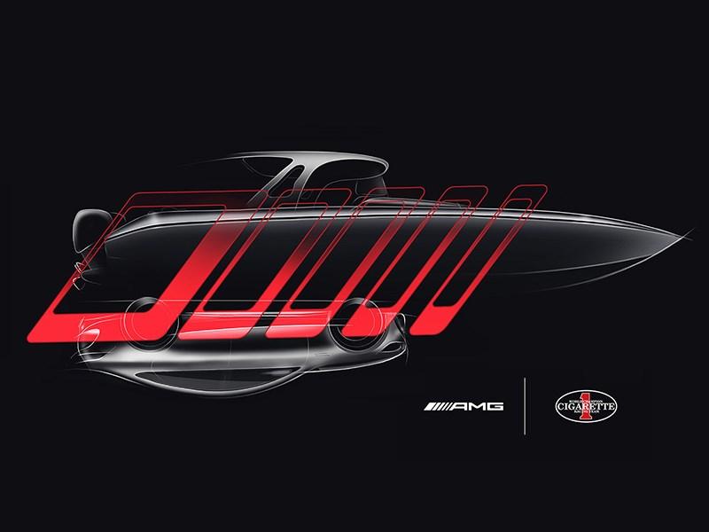 Mercedes-AMG сделает катер