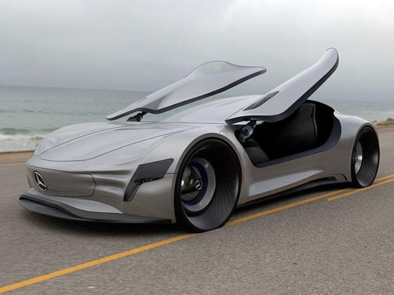 Mercedes-Benz вводит новый класс автомобилей