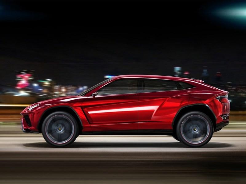 Бренд Lamborghini принялся за серийное производство