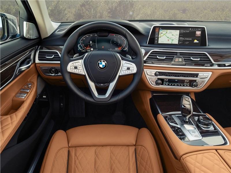 Картинки по запросу BMW 7 Series салон