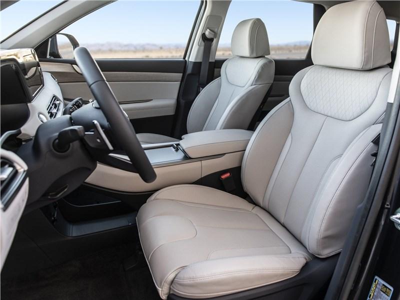 Hyundai Palisade 2020 передние кресла