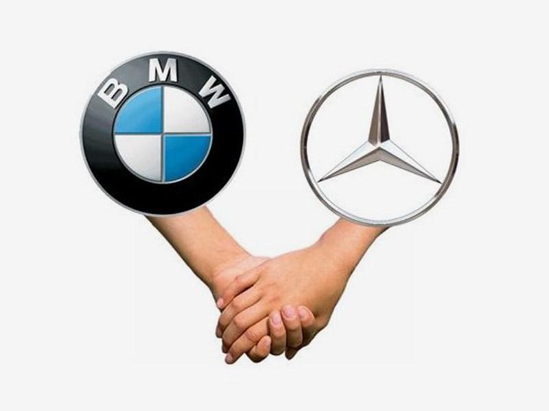 BMW и Daimler расширяют границы сотрудничества