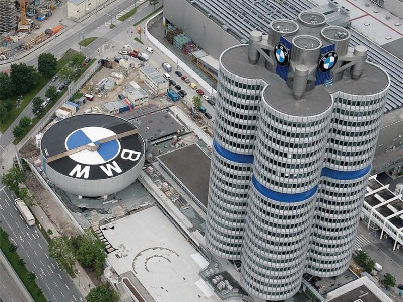 На заводе BMW рабочим запретили говорить по турецки Фото Авто Коломна