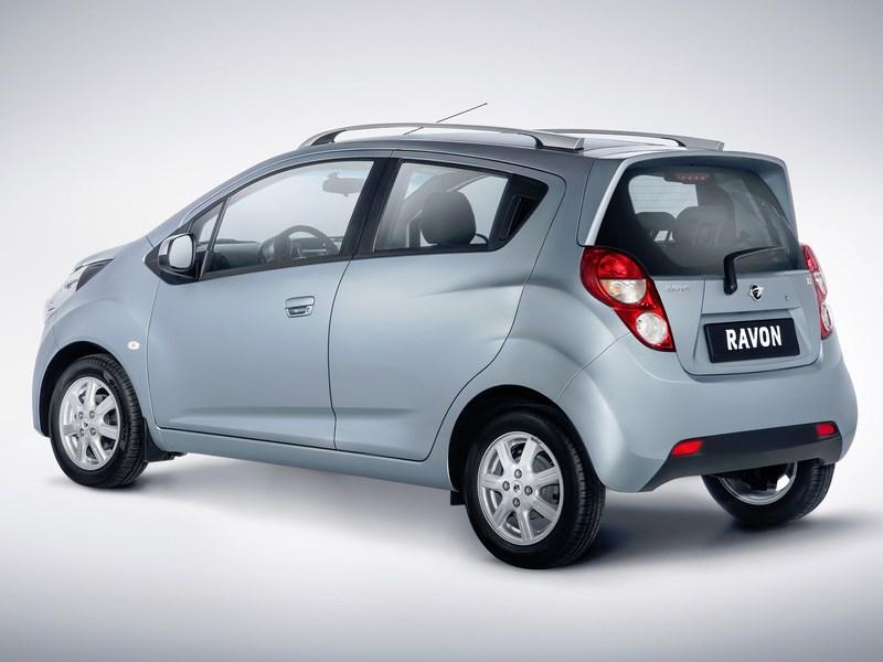 Автомобили Ravon скоро начнут выпускать в России