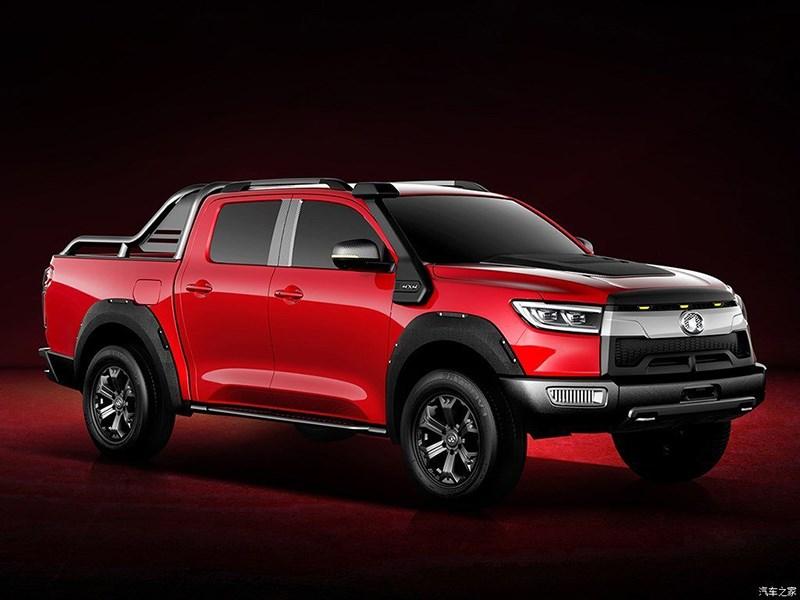 Great Wall выпустит конкурента Toyota Hilux Фото Авто Коломна