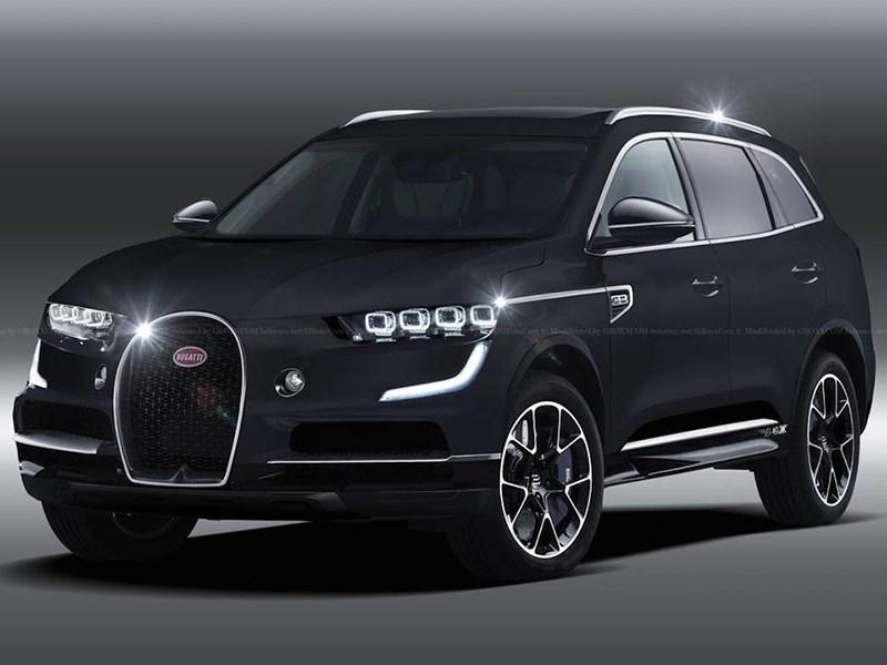В Bugatti рассказали, чем их кроссовер будет отличаться от других Фото Авто Коломна