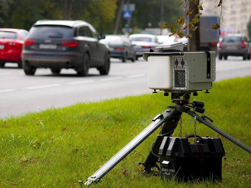 Переносные камеры отметят на карте Фото Авто Коломна