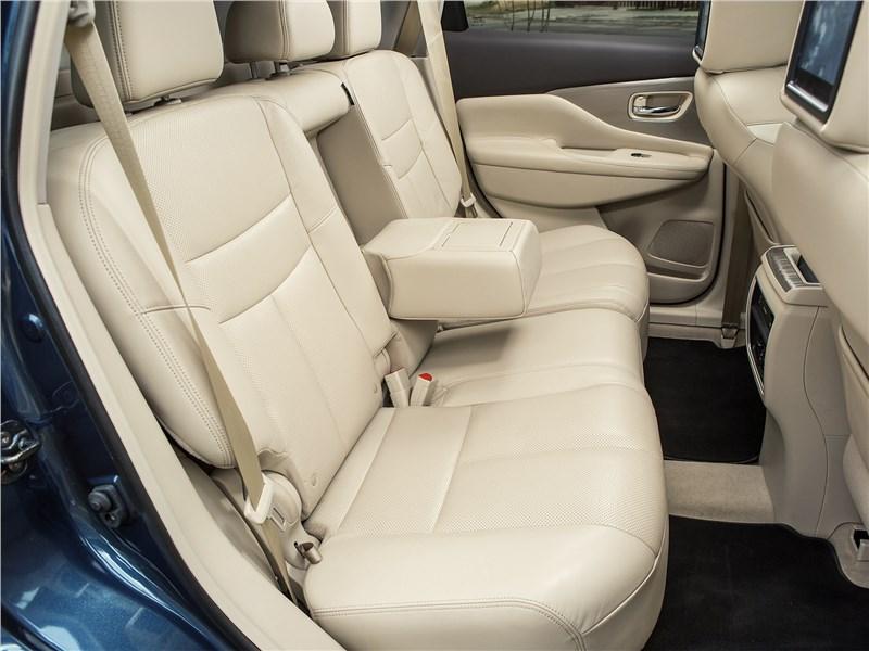 Nissan Murano 2019 задний диван