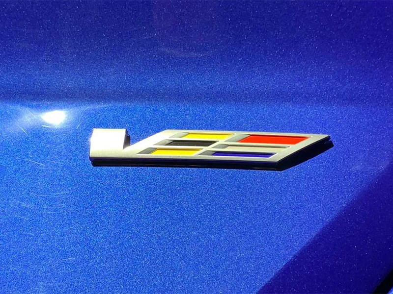 Cadillac электрифицирует линейку V Series Фото Авто Коломна