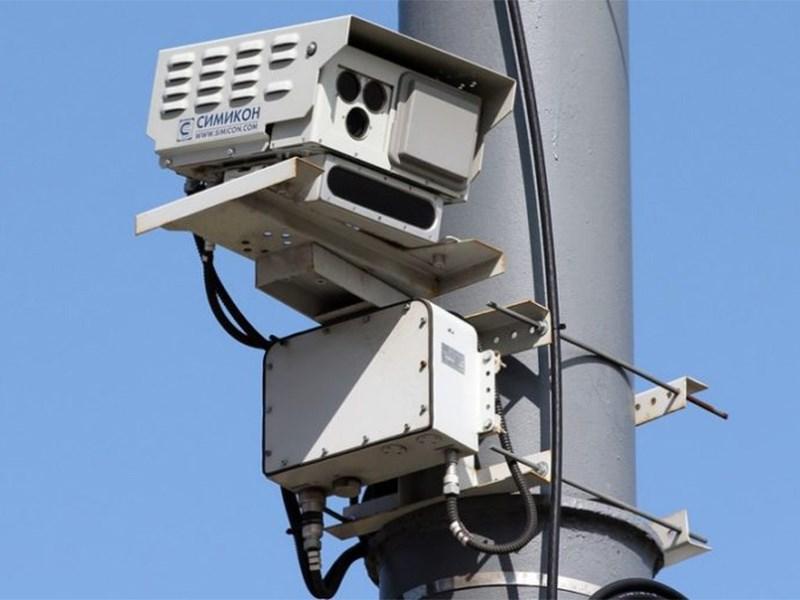 Подмосковные власти раскрыли места установки дорожных камер
