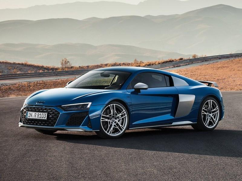 Стали известны подробности о новом Audi R8 Фото Авто Коломна