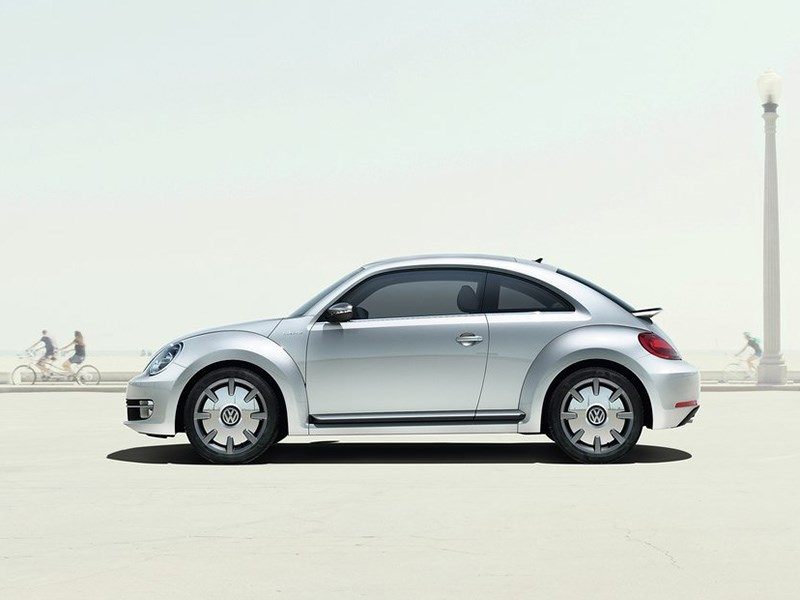С конвейера сошел последний Volkswagen Beetle Фото Авто Коломна