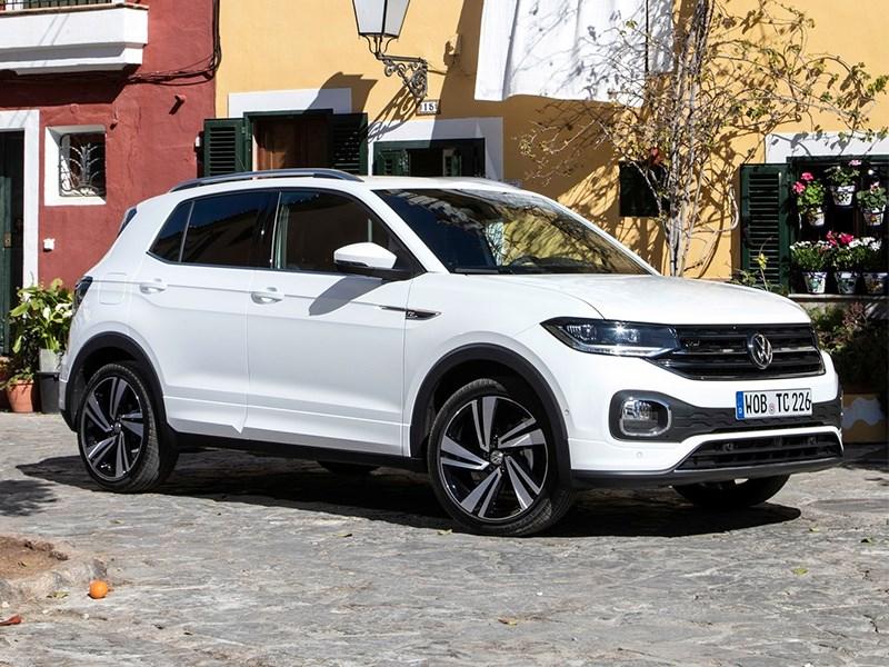 Маленький кроссовер Volkswagen превратится в купе