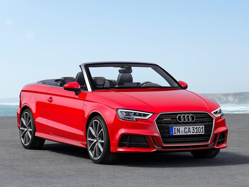 Audi прекратит выпуск доступного кабриолета