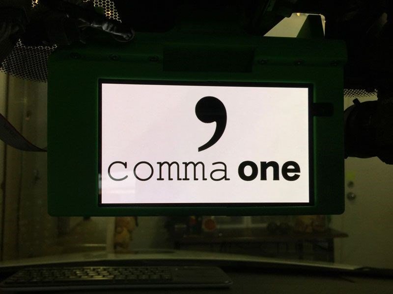 Джордж Хоц превратил «автопилот» Comma One в проект с открытым исходным кодом