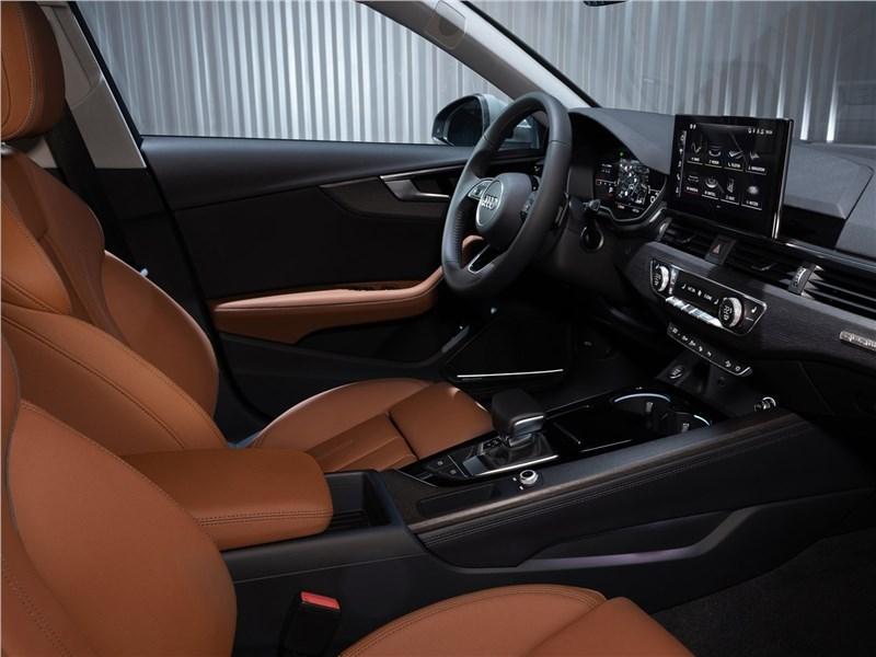 Audi A4 allroad quattro 2020 салон