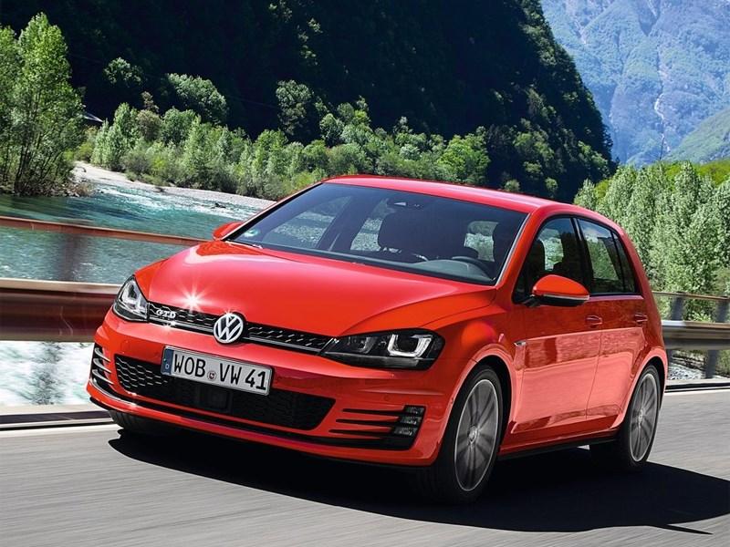 Volkswagen рассказал об оснащении нового Golf GTD