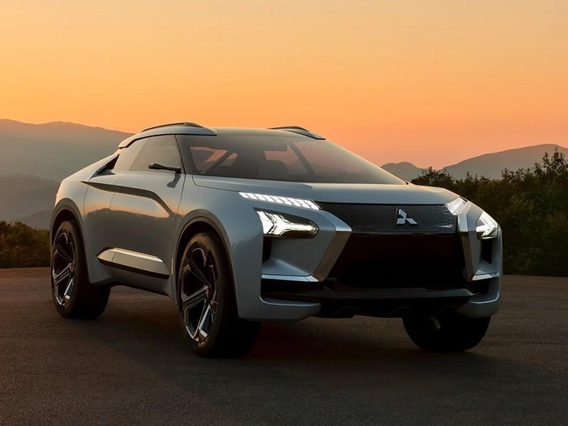Mitsubishi Lancer EVO будет возрождён Фото Авто Коломна