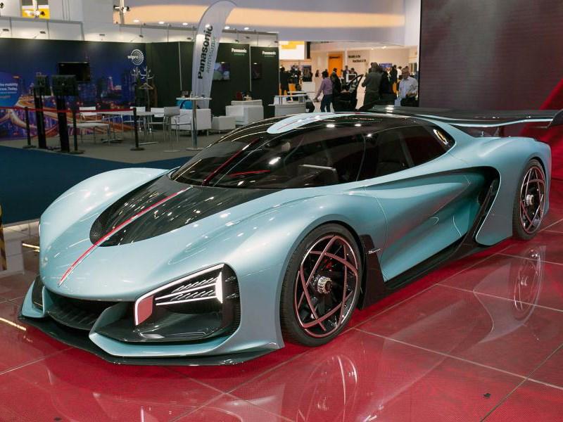 Автомобиль быстрее Bugatti Chiron - теперь такой есть