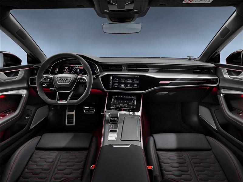 Audi RS7 Sportback 2020 салон