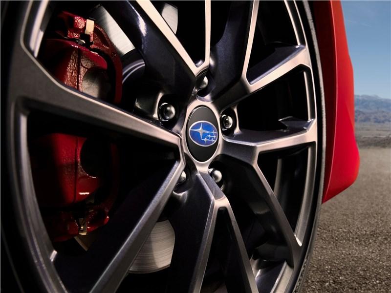 Subaru WRX 2018 колесо