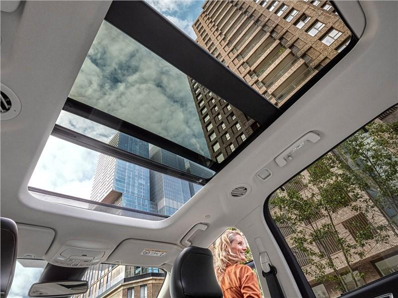 Ford Galaxy 2020 панорамная крыша