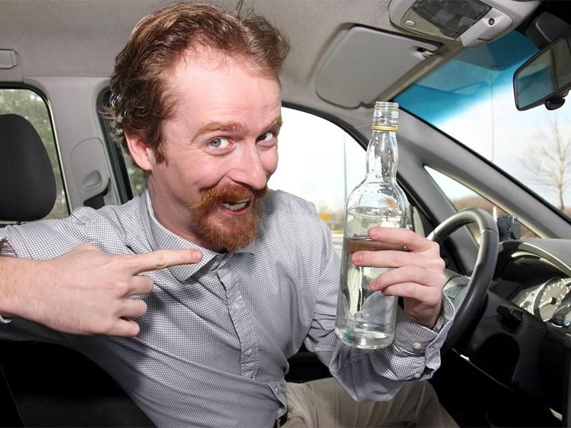Водителей проверят на хронический алкоголизм