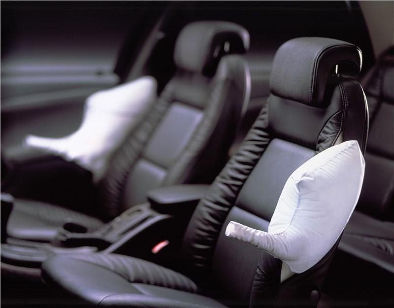 Saab 9-5 2001 передние боковые подушки безопасности