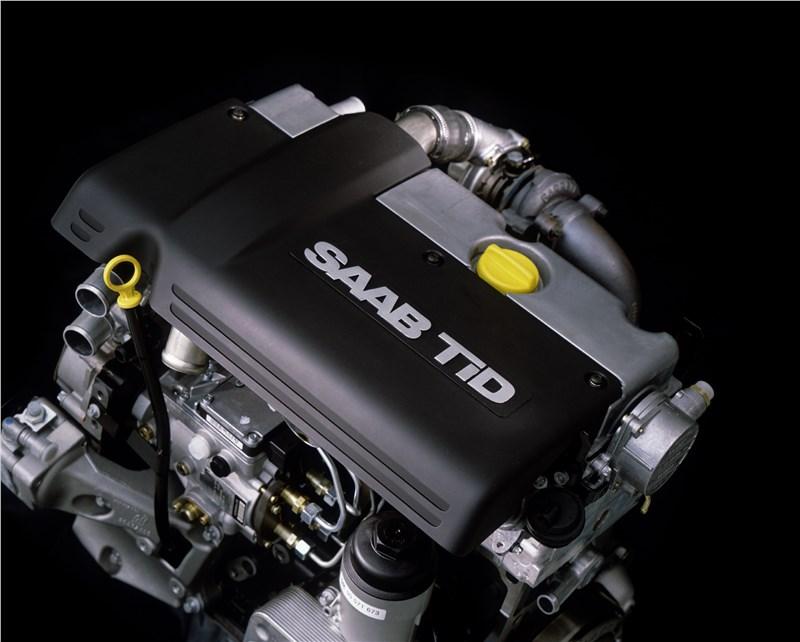 Saab 9-3 2001 дизельный двигатель