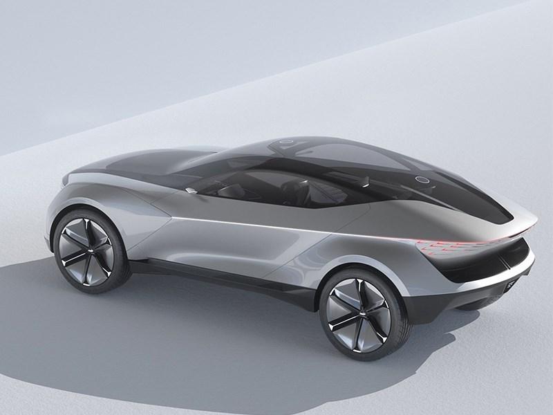 В Kia скрестили автомобиль и летающую тарелку Фото Авто Коломна
