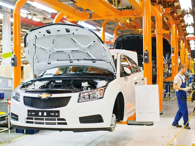 GM продала завод по производству Cruze электромобильному стартапу