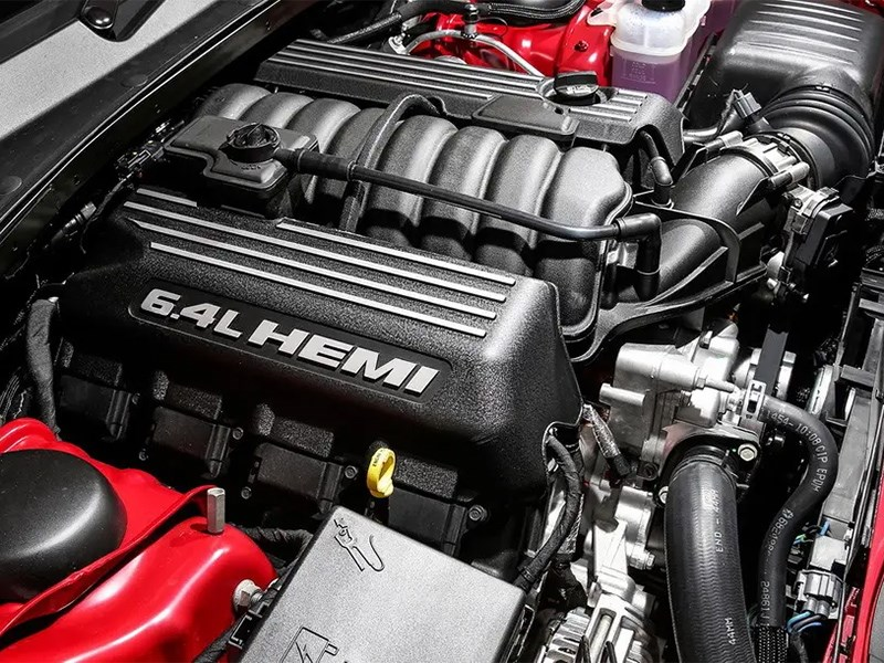 Fiat Chrysler разработал турбомотор на замену V8 Hemi.