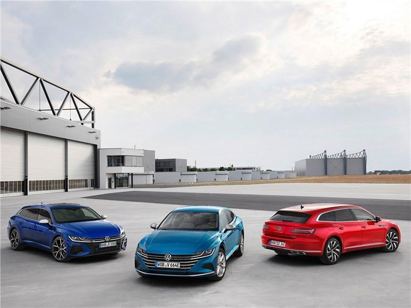 Volkswagen Arteon (2021)