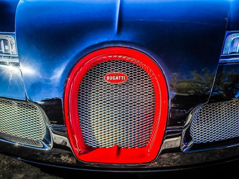 Bugatti хочет построить практичный и дешёвый электромобиль Фото Авто Коломна