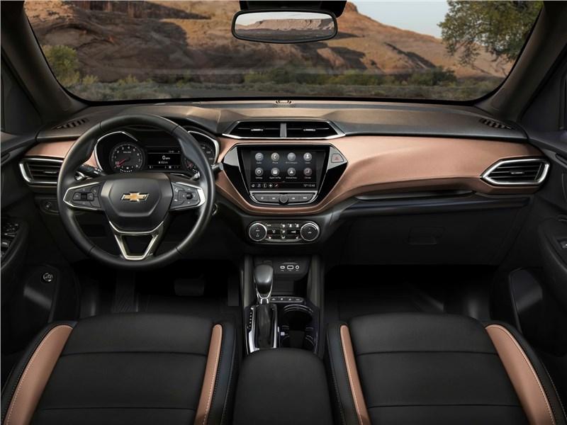 Chevrolet Trailblazer 2021 салон