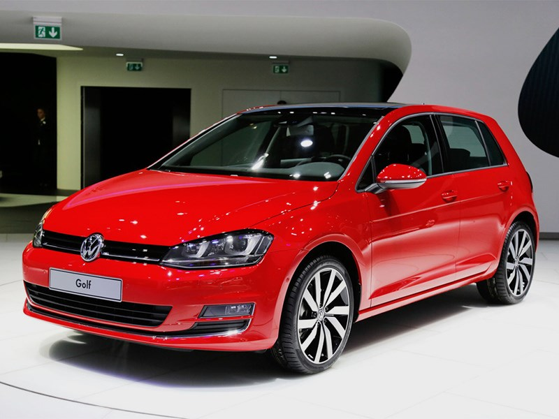 Российский Volkswagen Golf лишится DSG