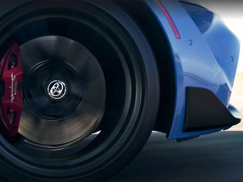 Toyota готовит что-то быстрое и интересное