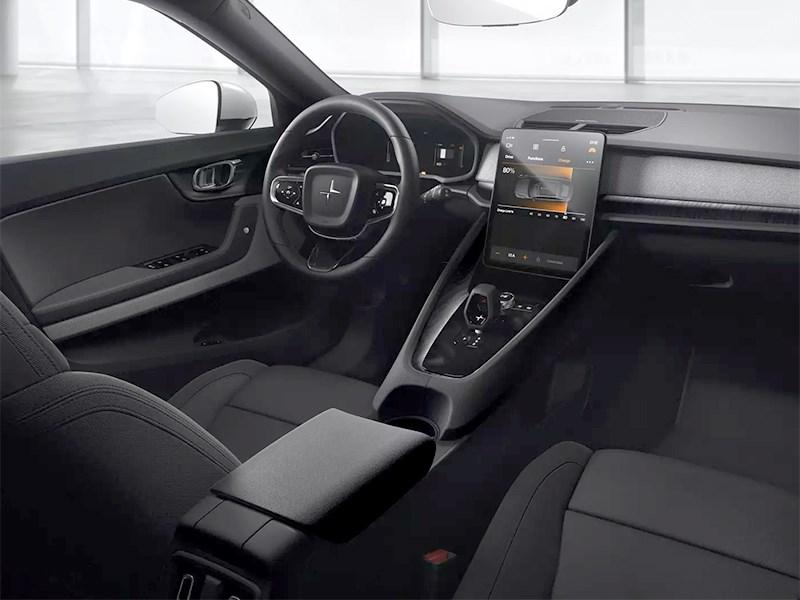 """В автомобилях Polestar будет больше """"чистых"""" материалов"""