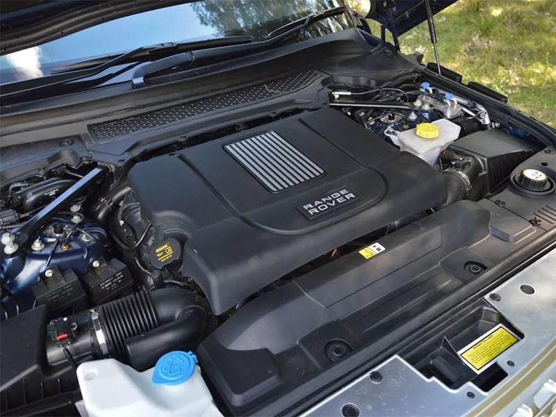 Land Rover отправит в отставку 4,4-литровый дизельный V8
